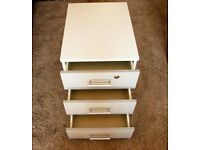 Office 3 drawers chest