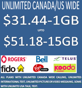 1GB - $31.44 TO 15GB - $51.18 SERIOUSLY CHEAP CELL PHONE PLANS