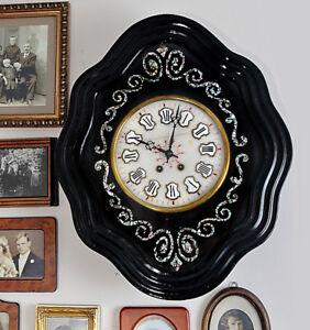 Napoleon III Antique French Clock