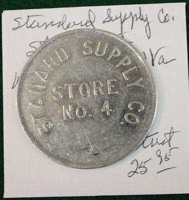 The Supply Store (The Stanard Supply Company Store no.4  Wilsonburg, W.)