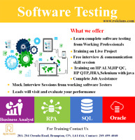 Get trained as QA Analyst| Complete Hands on Training