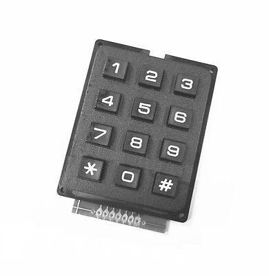1pcs 4 X 3 Matrix Array 12 Keys 43 Switch Keypad Keyboard Module For Arduino