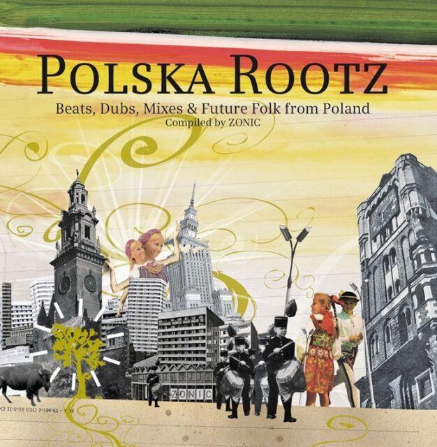 POLSKA ROOTZ  CD NEU