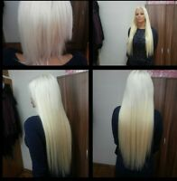 Hair extensions high quality SPECIAL !!