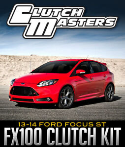 CLUTCH MASTERS FX100 CLUTCH: 2013-2014 FORD FOCUS ST