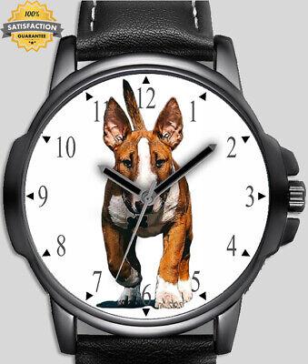 Chien collection bull terrier unique poignet montre rapide gb