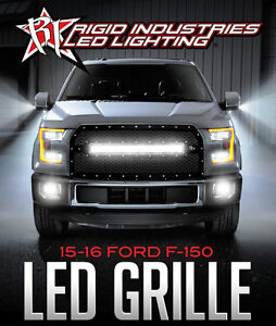 Rigid Industries' RDS-Series Grille Kit for 2015-2016 FORD F-150