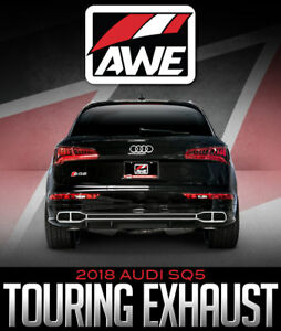 AWE Tuning Touring Exhaust for 2018+ Audi SQ5