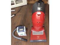 Miele S7260 Cat & Dog Vacuum & 4 New Dust Bags