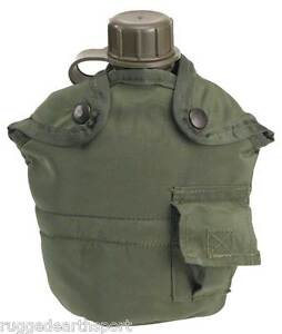 Mhow Army Canteen Set