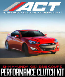 ACT Performance Clutch Kit: 2013-2014 Hyundai Genesis Coupe 2.0T