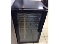 ***NEW Logik 34 bottle wine cooler for SALE with 1 year warranty ***