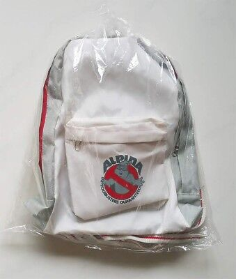 Ultra Rare 80s The Real Ghostbusters ALPINA Backpack RGB Rucksack