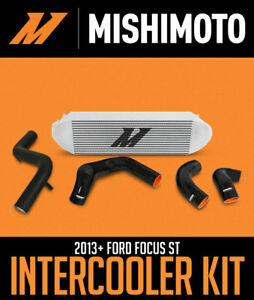 Mishimoto Front Mount Intercooler Kit 2013+ Ford Focus ST