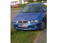 2003 Rover 25 cheap to run. Low mileage