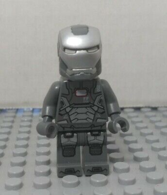 LEGO MARVEL SUPER HEROES WAR MACHINE MINIFIGURE 76006 IRON MAN