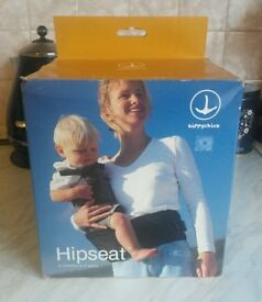 Hippy Chick Hipseat/Infant Carrier