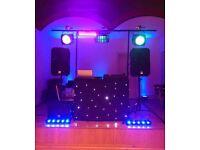 Mobile Disco, Wedding, DJ, Karaoke, UV party,