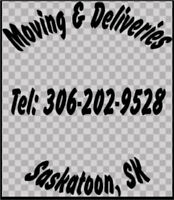 ⭐️Call Reliable Mover's/Delivery ⭐️ 306.202.9528 ⭐️