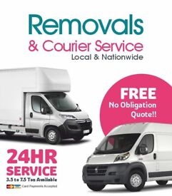 MAN AND VAN HIRE REMOVALS SERVICES