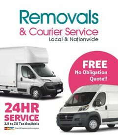 Cheap man And Van Hire Removals & courier services call now 074-505050-77