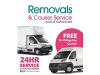 Cheap Man And Van £20 p/h Hire Removal Service