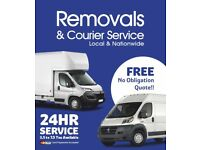 MAN AND VAN HIRE REMOVALS & COURIER SERVICES CALL NOW