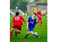 Players wanted for Sunday league football team