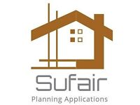Planning Permissions- Measure Drawings CAD Work