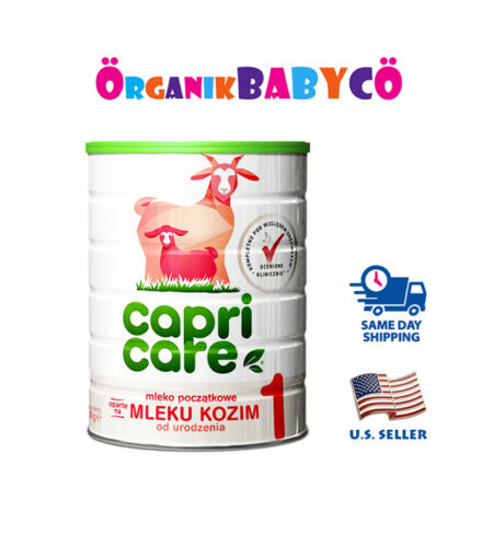CAPRICARE 1 GOAT MILK Baby Formula from BIRTH 400g Free Shipping!!