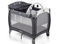 Graco Baby Travel Cot Bed Contour Electra