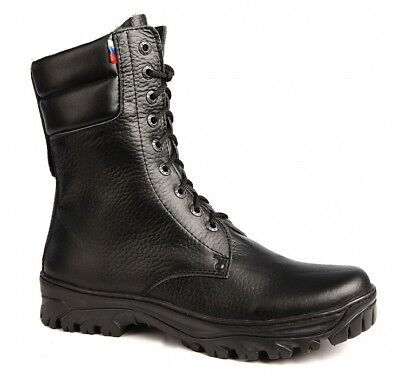 Winter Soldier Boots (Russian military leather boots M1 soldier  soviet boots winter)