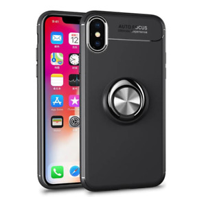Full Cover I phone 7/8 and 7/8 plus X case with Tempered glass