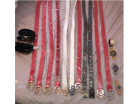 Men's designer belts for sale