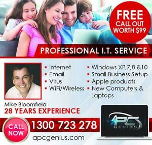 IS YOUR PC SECURE???  Professional I.T. Service Greater Sydney Sydney City Inner Sydney Preview