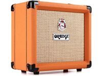 Orange guitar amp WANTED