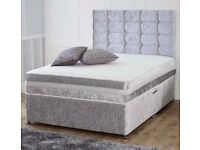 BEST QUALITY BEDS 🛏 FREE DELIVERY- get in contact ASAP