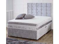 BEDS - 🚨divan/panel/designer-✅-FREE DELIVERY 🚚