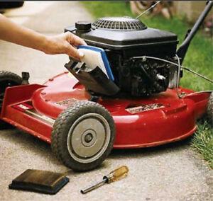 Lawnmower repair and sales
