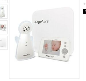 Angel care monitor & bassinet