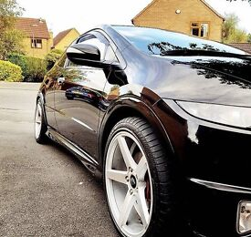 Honda Civic 2.2 type s GT Panoramic roof edition