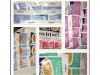 Cambridge weight plan 1:1 diet Huge 48 piece bundle