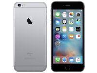 iPHONE 6S 64GB, UNLOCKED, SHOP RECEIPT & WARRANTY