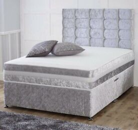 DIVAN🛌💤more TYPES🙋♂️available🙋♂️mattresses💤free delivery
