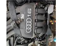 Audi a3 1.6 bgu engine