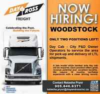 Day & Ross is looking for Owner Operators!!!