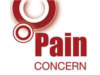 Volunteer Webmaster -Pain Concern