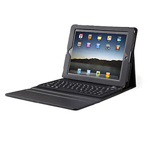 iPad-1-2-Genuine-PU-Leather-Deluxe-Case-Stand-with-Bluetooth-Keyboard-BLACK