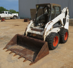 2012 BOBCAT S185 Turbo Skid Steer