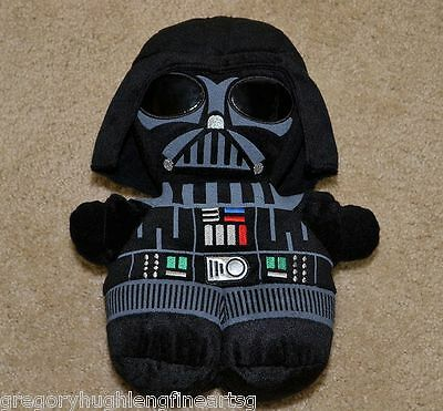 DARTH VADER Plush Back Pack BRAND NEW Best One on eBay! AWESOME NEW